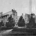 Original view of Old Building